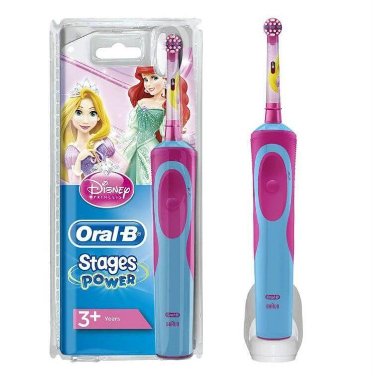Thiết kế sản phẩm Bàn chải Oral-B Stages Power
