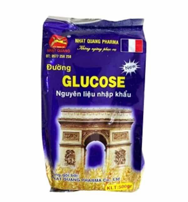 Đường Glucose nguyên liệu nhập khẩu