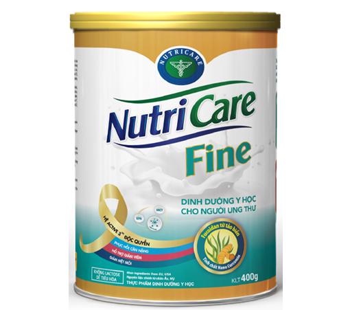 Sữa dinh dưỡng Nutricare Fine hộp 400g