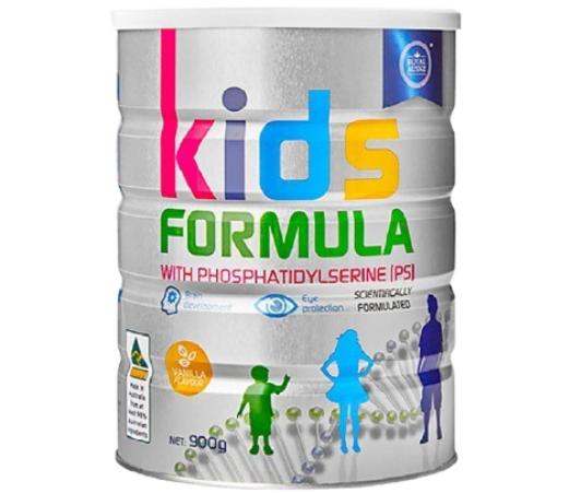 Royal Ausnz Kids Formula - Sữa dinh dưỡng cho bé 3 tuổi trở lên