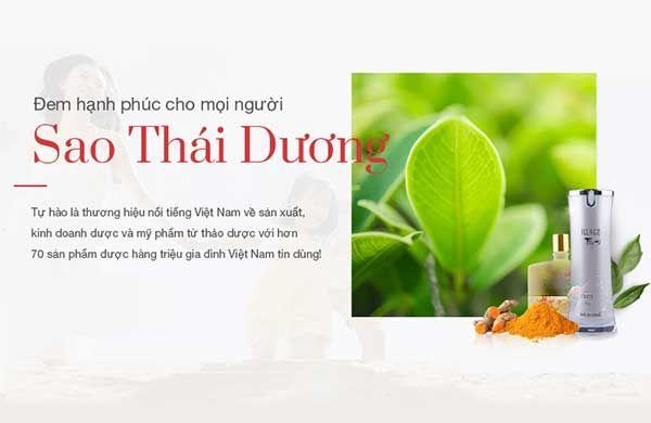 Giới thiệu về hãng sản xuất Sao Thái Dương