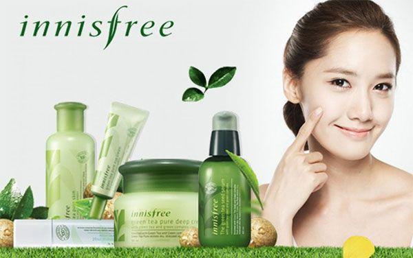 Về thương hiệu Innisfree Hàn Quốc