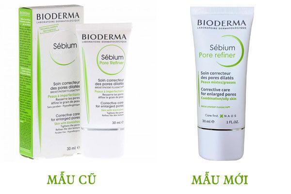 Kem se khít lỗ chân lông Bioderma Sebium Pore Refiner 30ml