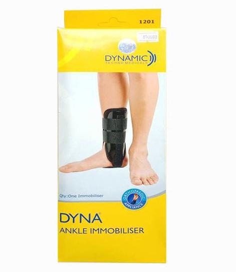 Nẹp cố định cổ chân Dyna 1201