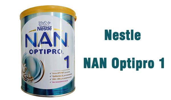 Công dụng tuyệt vời của sữa Nestle NAN Optipro 1
