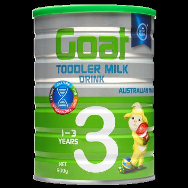 Sữa dê Hoàng Gia Úc Royal Ausnz Goat số 3 cho bé 1- 3 tuổi
