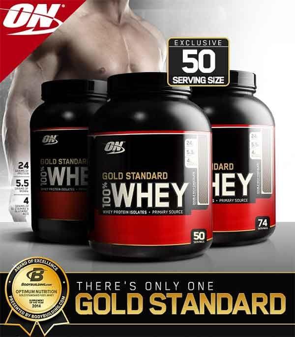 Sử dụng sữa Whey Gold Standard 5Lbs cần chú ý điều gì?