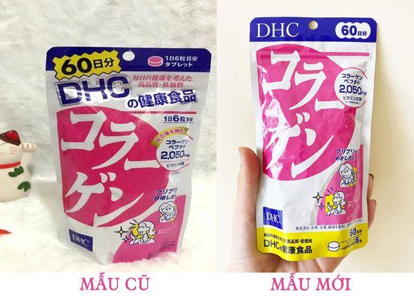 Viên uống Collagen DHC 2050mg Nhật Bản Hộp 360 viên