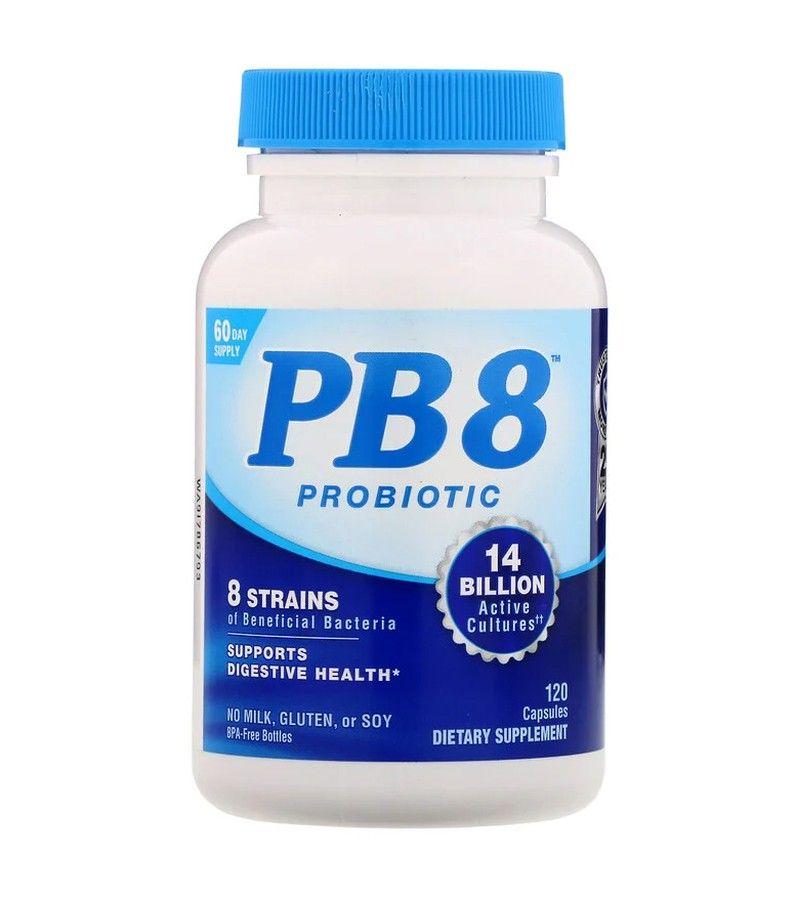 Viên uống hỗ trợ tiêu hóa Nutrition Now Pb 8 (120 viên)