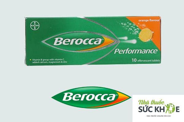 Thành phần Berocca
