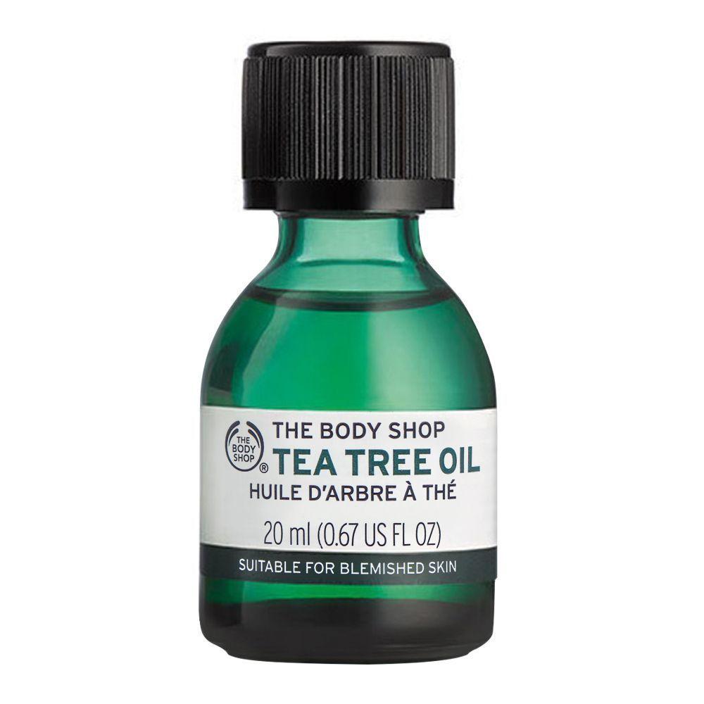 Tinh dầu tràm trà Tea Tree Oil The Body Shop 20ml