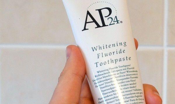Thành phần Kem Đánh Răng AP24 chính hãng Mỹ
