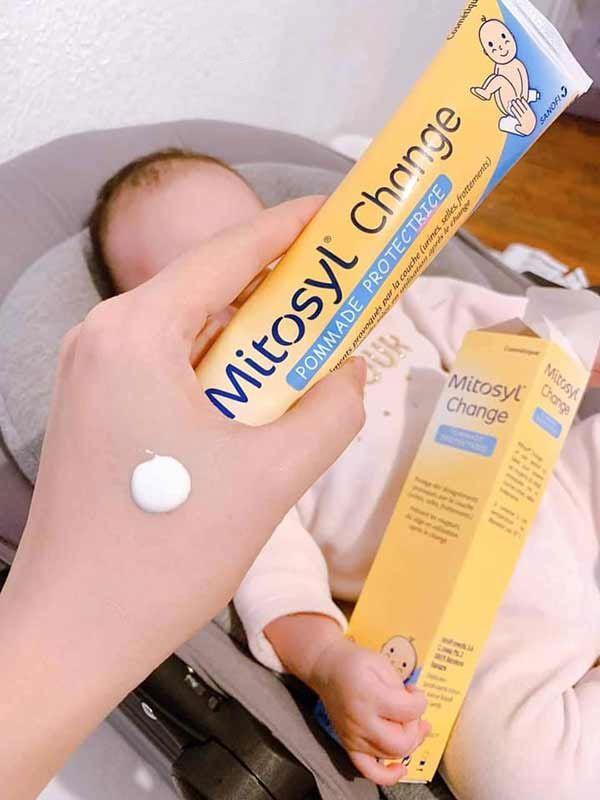 Công dụng của kem bôi Mitosyl