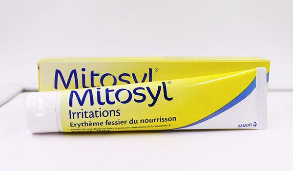 Mitosyl - kem bôi da trị sẹo thâm, bỏng, hăm tã cho mẹ và bé
