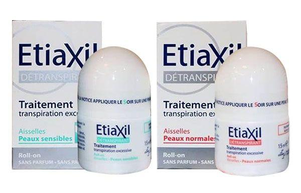 Mua Lăn khử mùi Etiaxil chính hãng Pháp, Khử mùi hôi nách