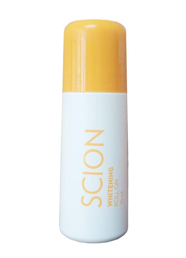 Lăn hỗ trợ khử mùi Scion Pure White Roll On mẫu mới