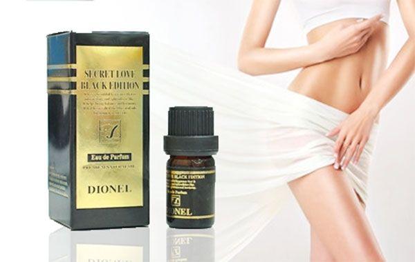 Nước hoa vùng kín Dionel Secret Love cho vùng kín thơm tho, sạch sẽ, quyến rũ