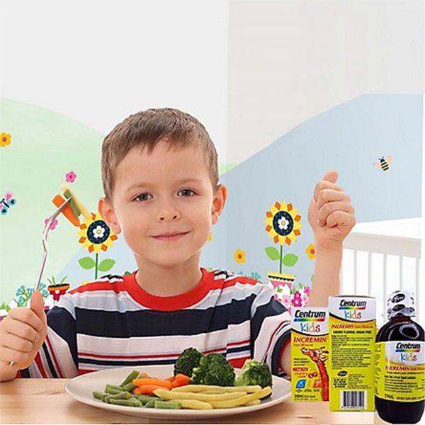 Đối tượng nào nên sử dụng Siro Centrum Kids