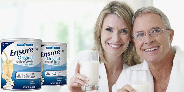 Ưu điểm nổi bật của Sữa bột Ensure Original Nutrition Powder Add Water