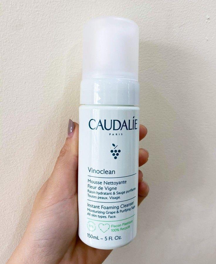 Sữa rửa mặt Caudalie 150ml của Pháp mẫu mới