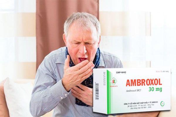 Thành phần thuốc Ambroxol 30mg