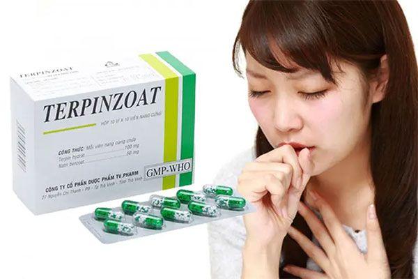 Công dụng Thuốc Terpinzoat