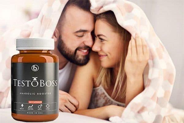 Công dụng của viên uống Testoboss đối với nam giới