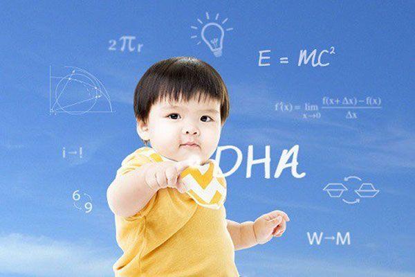 Có nên bổ sung DHA cho trẻ sơ sinh hay không?