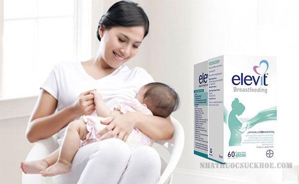 Review của người dùng về Elevit Breastfeeding sau sinh