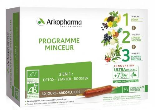 Arkopharma Programme Minceur mẫu cũ