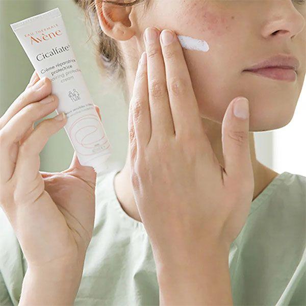 Thành phần trong Avene Cicalfate Repair Cream