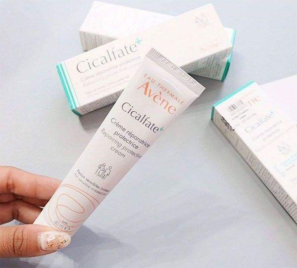 Kem Avene Cicalfate Repair Cream hỗ trợ làm lành sẹo, phục hồi da