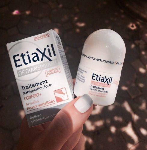 Lăn hỗ trợ khử mùi Etiaxil Confort+ Cho Làn Da Nhạy Cảm mẫu cũ