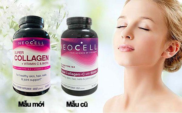 NeoCell Super Collagen +C Type 1&3 của Mỹ 360 viên