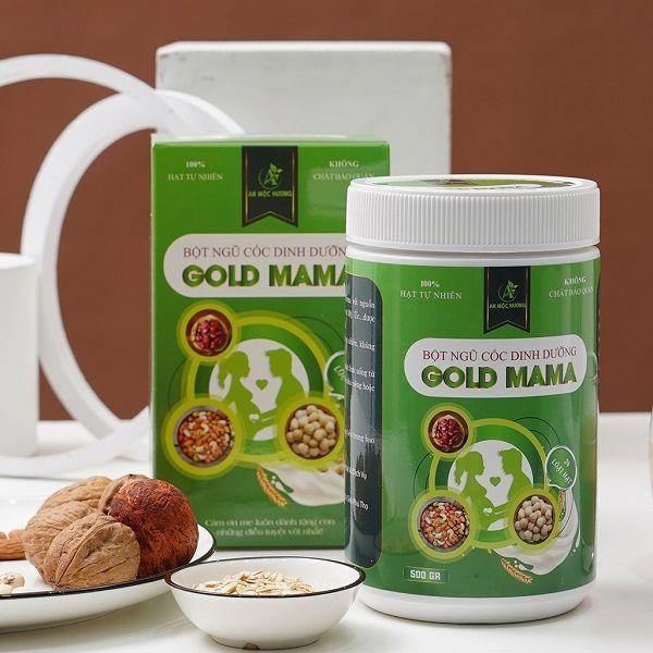 Ngũ cốc dinh dưỡng Gold Mama cho bà bầu