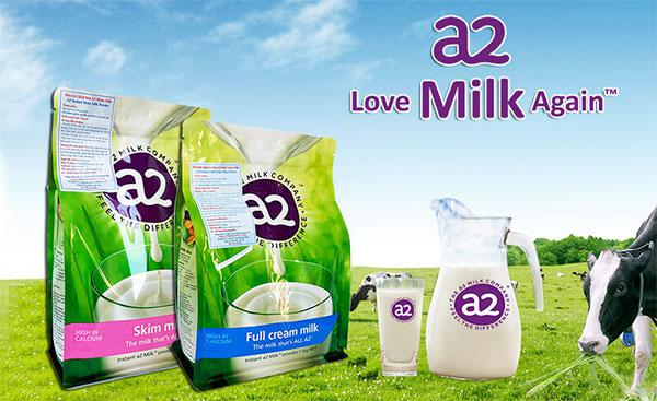 Xuất xứ sữa A2
