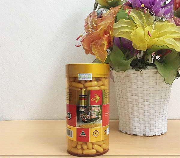 Công dụng sữa ong chúa Costar Royal Jellyvới sức khỏe