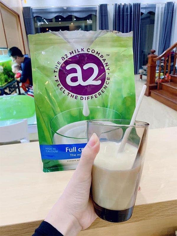 Sữa A2 của Úc có tốt không?