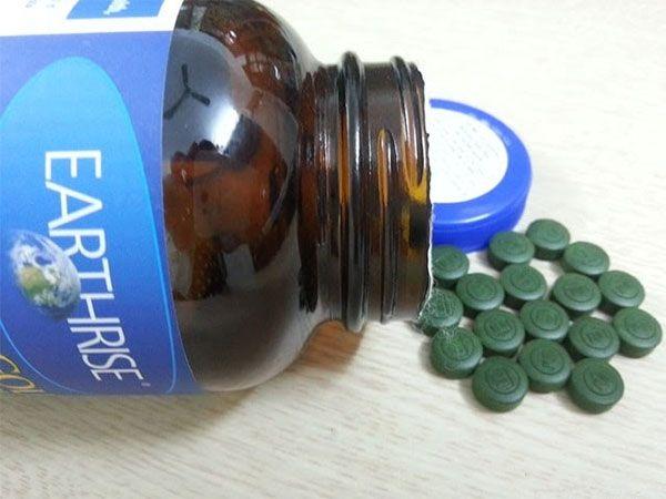 Ưu điểm Tảo mặt trời Spirulina Gold Plus là gì?