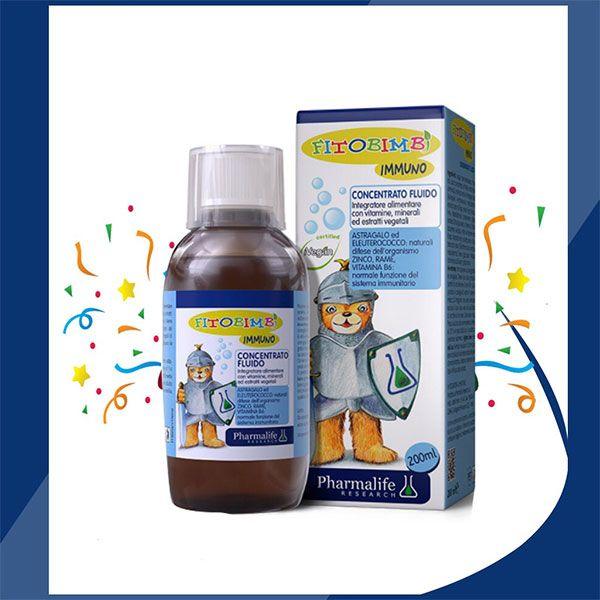 Tại sao cần bổ sung siro Fitobimbi Immuno cho trẻ?