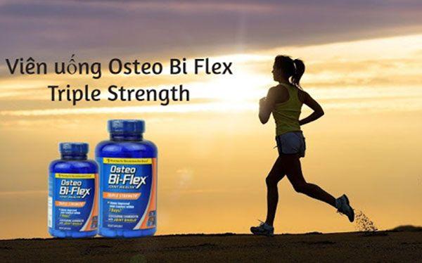 Viên uống bổ khớp Osteo Bi-flex Triple Strength chính hãng Mỹ 170 viên