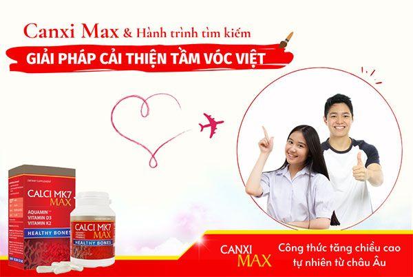 Tại sao nên sử dụng viên Calci Mk7 Max bổ sung canxi?