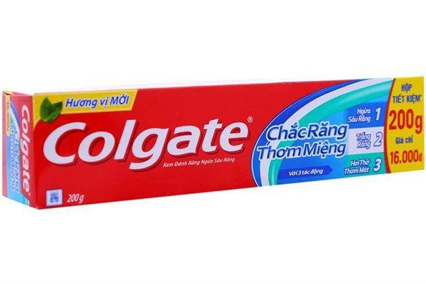 Top 7 kem đánh răng trị hôi miệng tốt nhất nha sĩ khuyên dùng