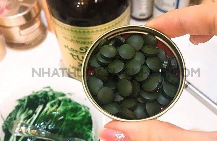 Đối tượng nên sử dụng tảo xoắn Spirulina Nhật