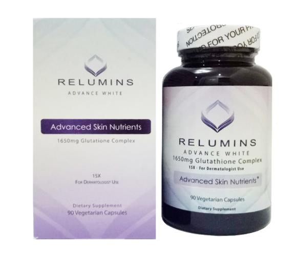 Viên Uống Relumins Advance White