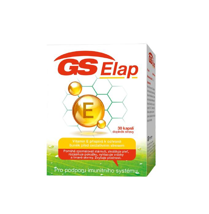 Viên uống GS Elap hỗ trợ trẻ hóa da
