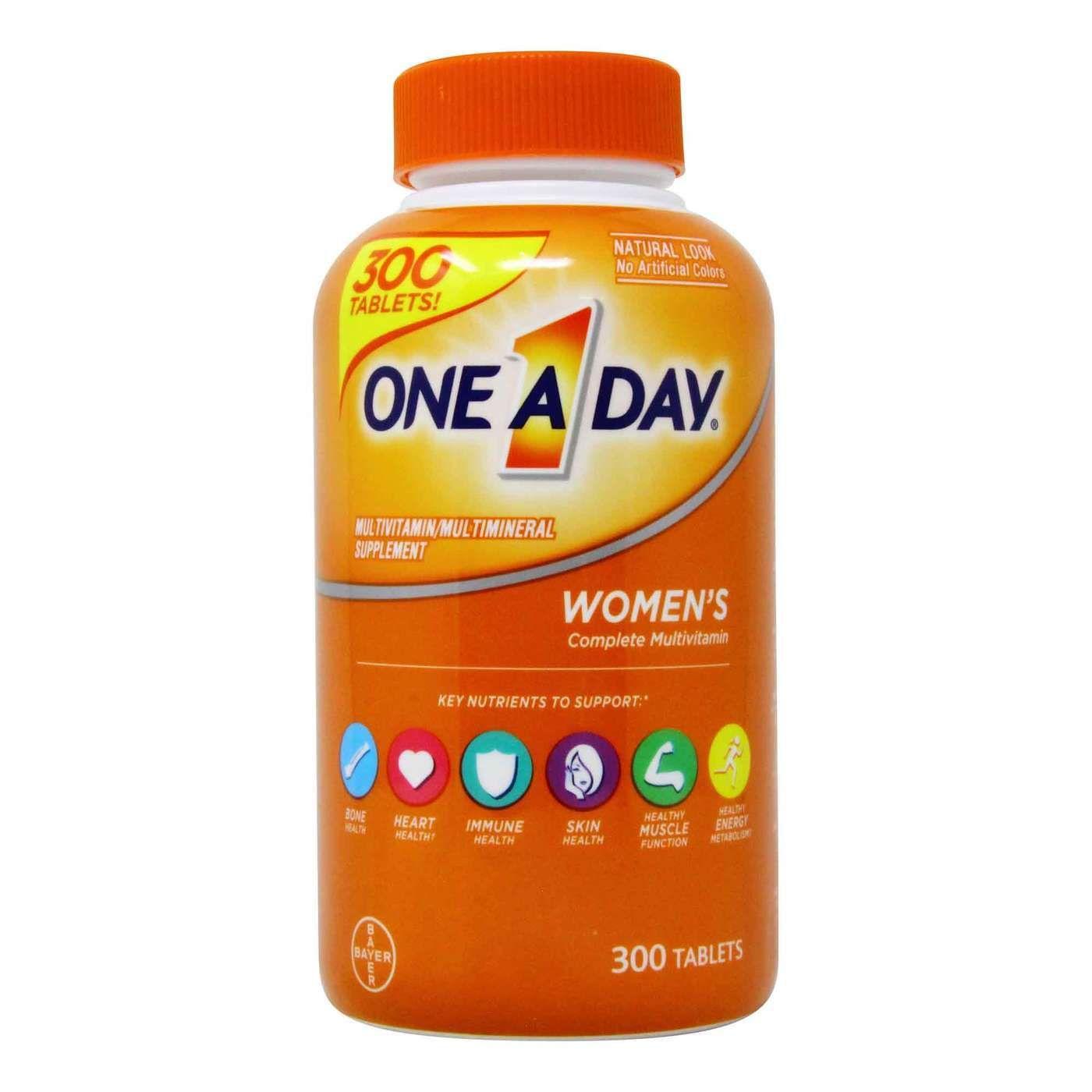 Vitamin cho nữ dưới 50 One A Day Women's Formula