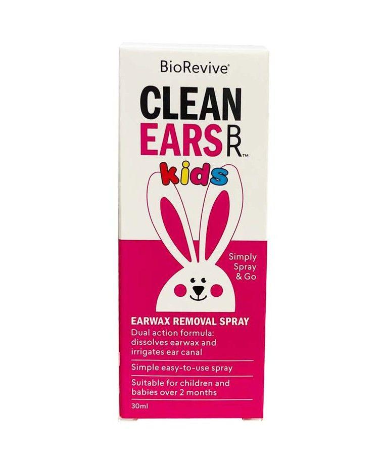 Xịt Clean Ears Kids 30ml