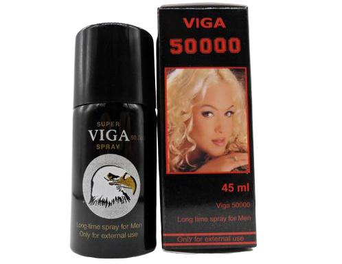 Xịt Super Viga 50000 Spray cho nam 45ml