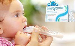 Men vi sinh Enterogermina: công dụng, cách sử dụng và những lưu ý